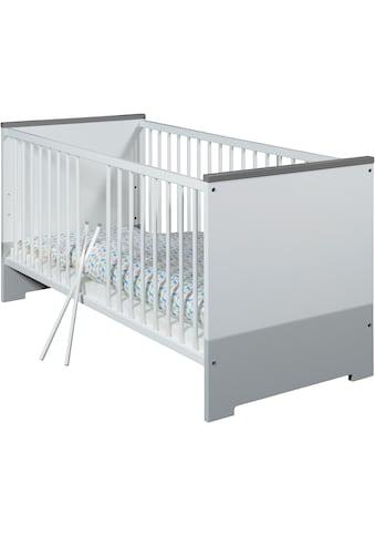 Schardt Babybett »Candy Grey«, Made in Germany kaufen