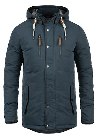 Solid Winterjacke »Dry Jacque«, warme Jacke mit abnehmbarer Kapuze kaufen
