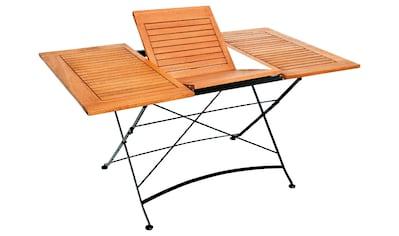 MERXX Gartentisch »Schloßgarten«, 90x150 cm kaufen