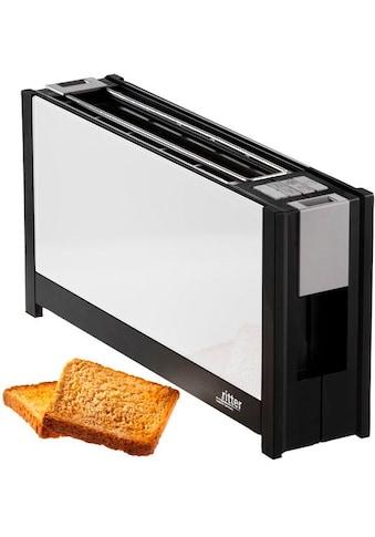 Ritter Toaster »volcano 5 weiß«, 1 langer Schlitz, 950 W kaufen
