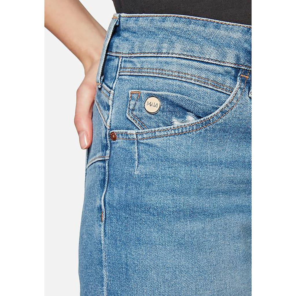 Mavi Jeansshorts »PIXIE-MA«, perfekter Sitz durch Elasthan-Anteil