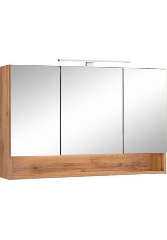 HELD MÖBEL Spiegelschrank »Soria«, mit LED Beleuchtung kaufen