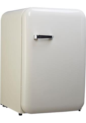 Hanseatic Kühlschrank »HRKS8455F«, Retro-Design kaufen