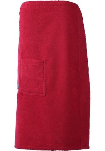 Egeria Sarong »Aron«, (1 St.), mit Knöpfen kaufen