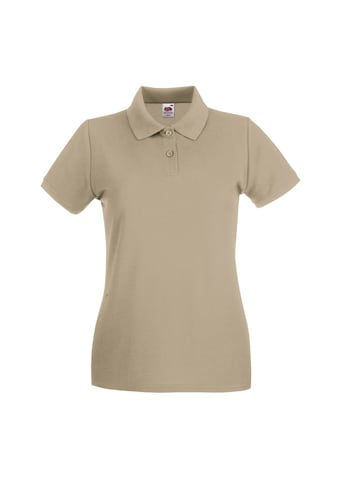 Fruit of the Loom Poloshirt »Damen Lady - Fit Premium« kaufen