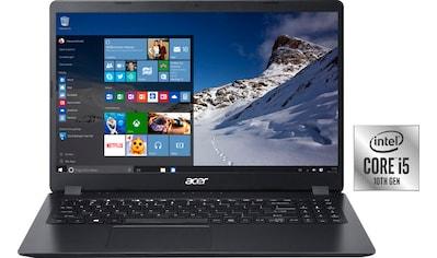 Acer Aspire 3 Notebook (39,62 cm / 15,6 Zoll, Intel,Core i5,  -  GB HDD, 256 GB SSD) kaufen