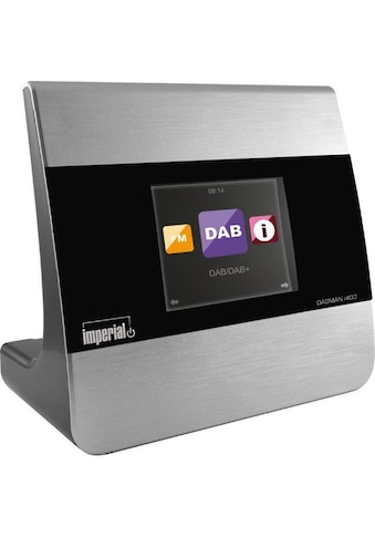 IMPERIAL by TELESTAR Audio-Adapter »DABMAN i400«, (DAB+, UKW und Internetradio) kaufen