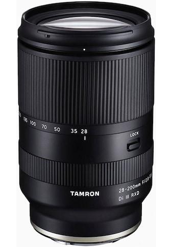 Tamron Objektiv »AF 28-200mm F/2.8-5.6 Di III RXD« kaufen