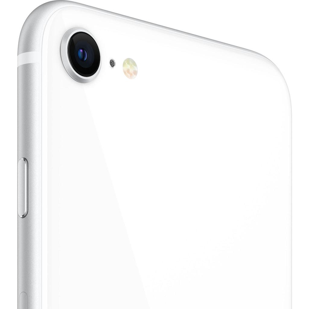 """Apple Smartphone »iPhone SE«, (11,94 cm/4,7 """", 256 GB Speicherplatz, 12 MP Kamera), ohne Strom-Adapter und Kopfhörer"""
