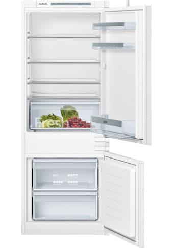 SIEMENS Einbaukühlgefrierkombination »KI67VVSF0«, iQ300 kaufen