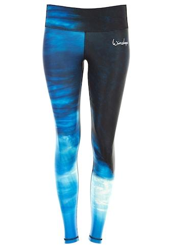 Winshape Leggings »AEL102-Water«, mit leichtem Kompressionseffekt kaufen
