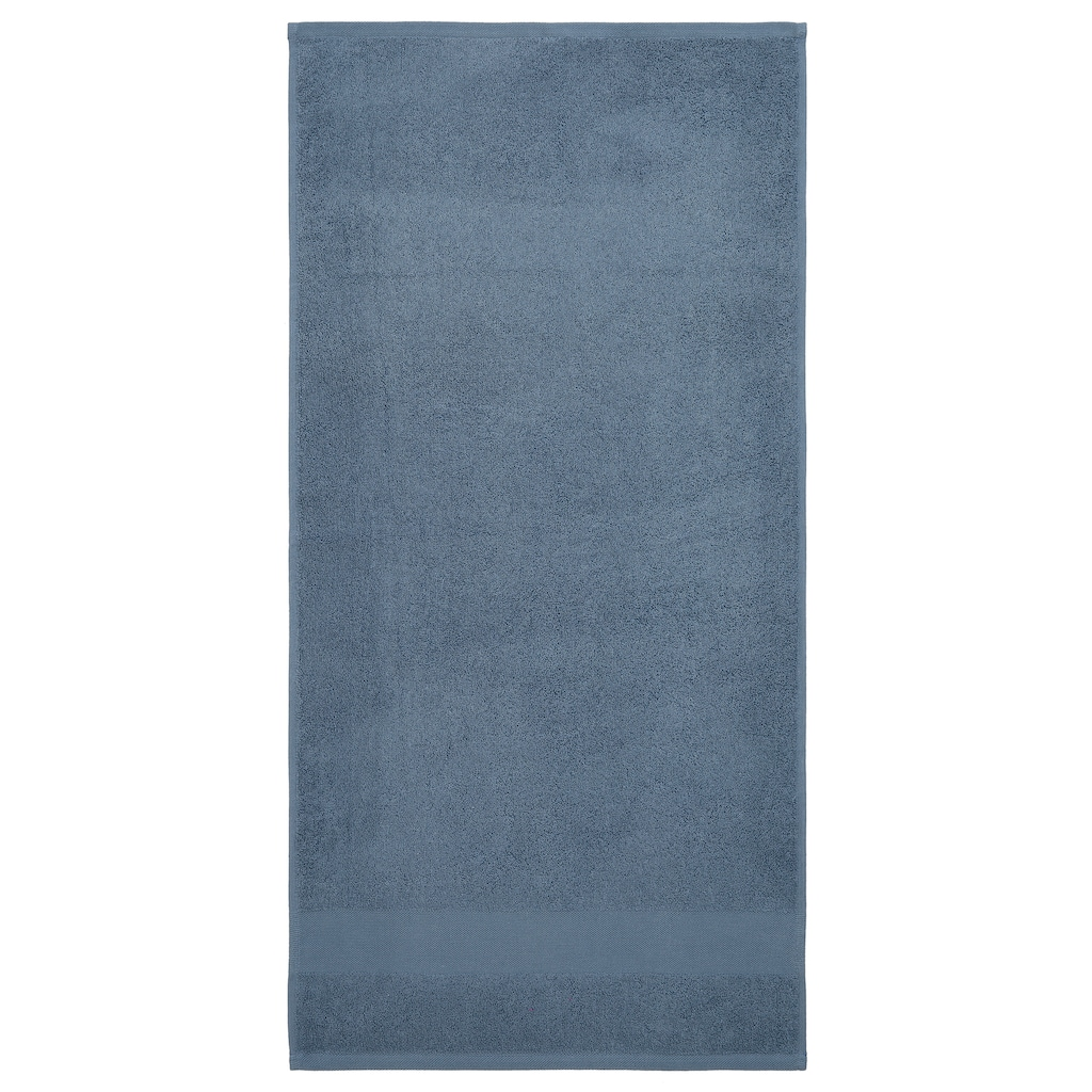 my home Handtuch Set »Ally«, in dezenten Unifarben