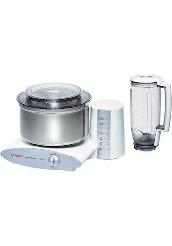 BOSCH Küchenmaschine Universal Plus MUM6N21, 1000 Watt, Schüssel 6,2 Liter kaufen