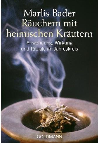 Buch »Räuchern mit heimischen Kräutern / Marlis Bader« kaufen