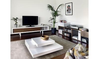 TemaHome Couchtisch »Slate«, im modernem tollen Holzdesign, Breite 90 cm kaufen