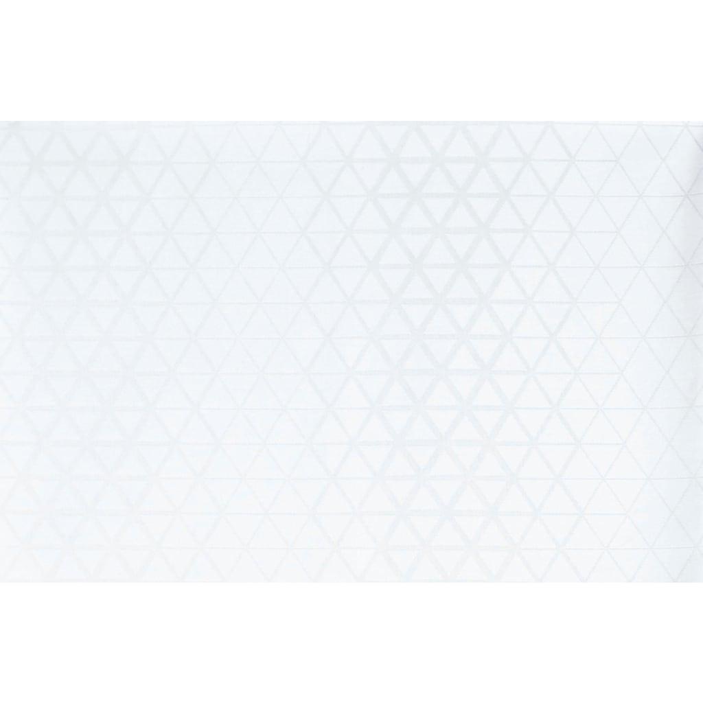 fleuresse Bettwäsche »Jade«, mit kleinem Dreiecksmuster