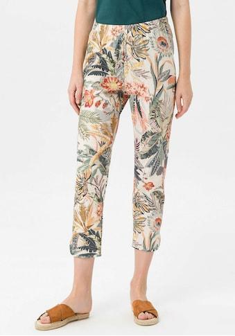 Green Cotton 7/8-Hose »Hose«, mit Allover-Muster kaufen