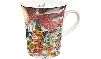 Goebel Becher »Dasvidanya Moscow Circus«, von Charles Fazzino kaufen
