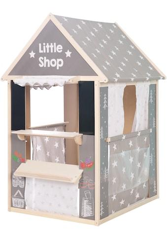 roba® Spielhaus »Sterne«, mit vier verschiedenen Spielseiten kaufen