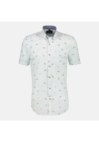 LERROS Kurzarmhemd, mit sommerlich-floralem Print kaufen