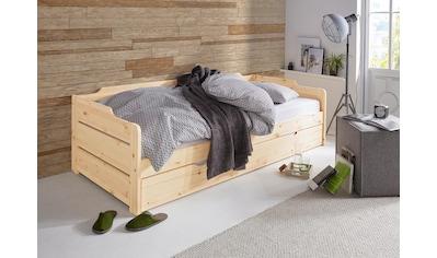 Daybett, mit 2. Schlafgelegenheit und Rollrost kaufen