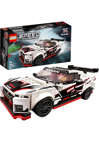 LEGO® Konstruktionsspielsteine »Nissan GT-R NISMO (76896), LEGO® Speed Champions«,... kaufen
