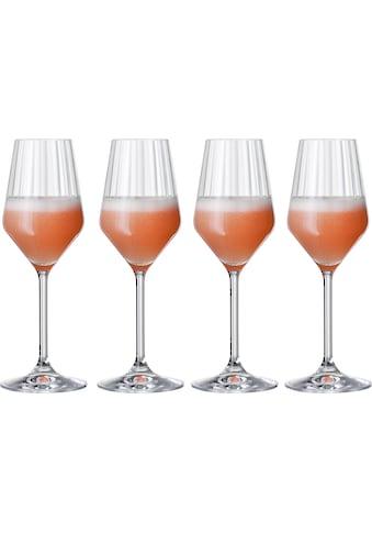 SPIEGELAU Cocktailglas »Life Style«, (Set, 4 tlg.), Kristallglas, 310 ml kaufen