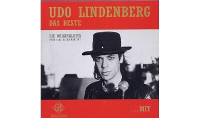 Musik-CD »Das Beste Mit Und Ohne Hut / Lindenberg,Udo« kaufen