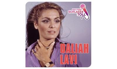 Musik-CD »Ich Find' Schlager Toll / Lavi,Daliah« kaufen