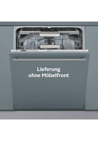 BAUKNECHT vollintegrierbarer Geschirrspüler »BCIO 3T341 PLET«, BCIO 3T341 PLET, 14... kaufen