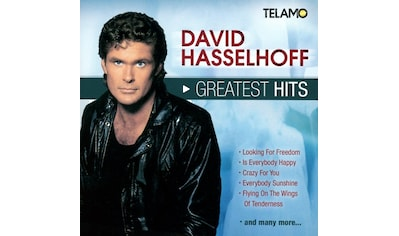 Musik-CD »Greatest Hits / Hasselhoff,David« kaufen
