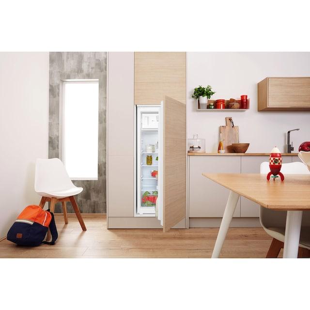 Privileg Einbaukühlschrank, 122,5 cm hoch, 56 cm breit