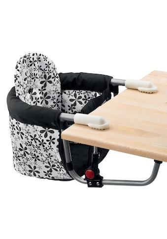 """CHIC4BABY Tischsitz """"Relax schwarz/weiß"""" kaufen"""