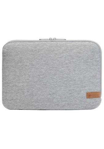 Hama Notebook-Sleeve Jersey, bis 34 cm (13,3), Hellgrau kaufen