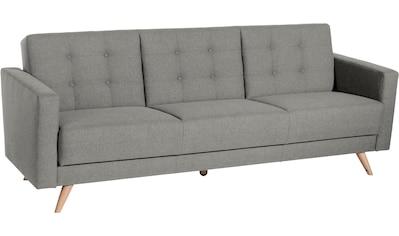 Max Winzer® 3-Sitzer »Julius«, Schlafsofa, inklusive Bettfunktion & Bettkasten, Breite... kaufen