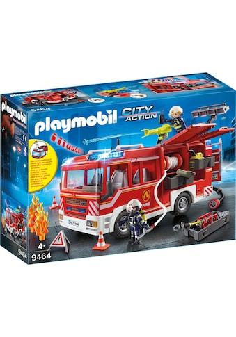 Playmobil® Konstruktions-Spielset »Feuerwehr-Rüstfahrzeug (9464), City Action«, Made... kaufen