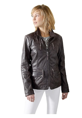 Classic Inspirationen Leder - Jacke aus handschuhweichem Leder kaufen