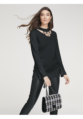 Pullover mit Cut - Out Details kaufen