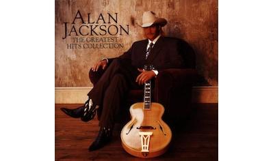 Musik-CD »GREATEST HITS COLLECTION / JACKSON,ALAN« kaufen