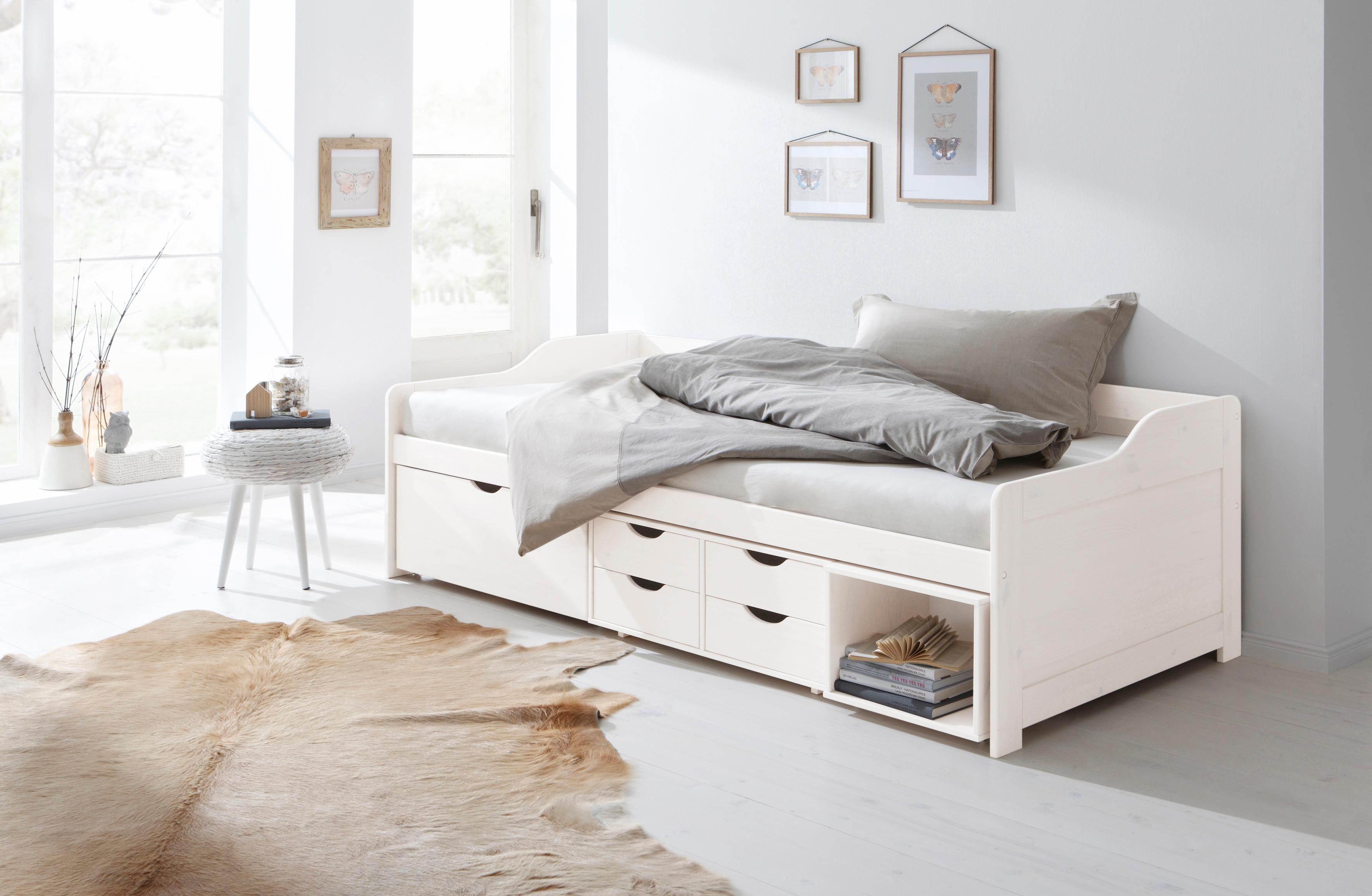 Einzelbett Mit Stauraum