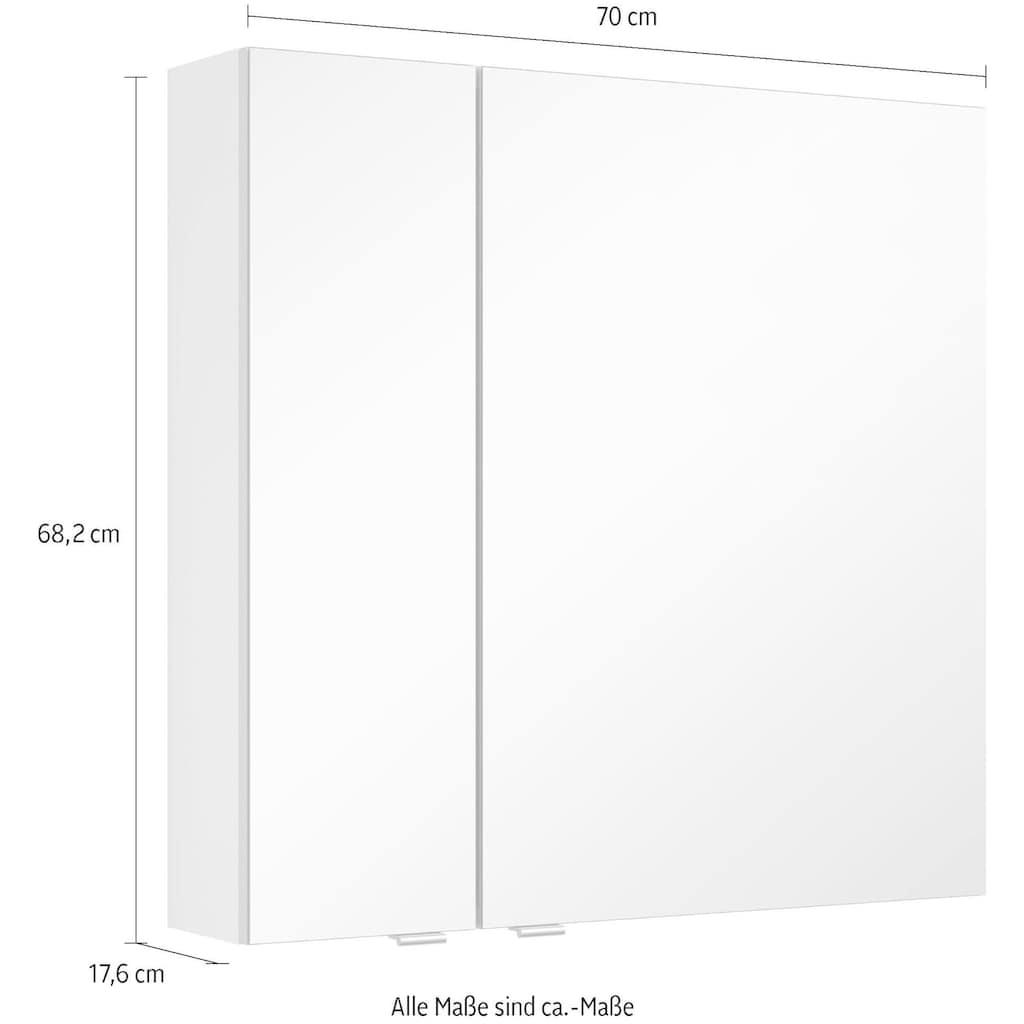MARLIN Spiegelschrank »3980«