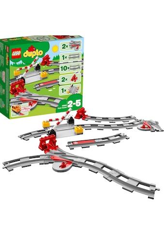 """LEGO® Konstruktionsspielsteine """"Ergänzungs - Set LEGO® DUPLO® Town, (23 - tlg.)"""", Kunststoff, (23 - tlg.) kaufen"""