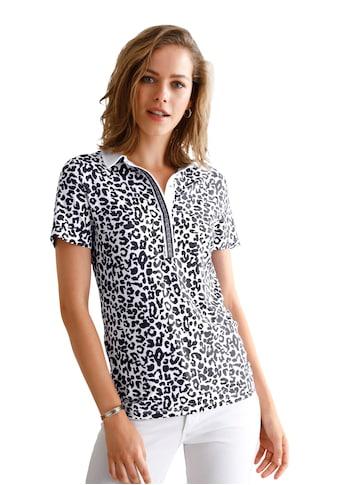 Looxent Poloshirt »mit 1/2 - Arm« kaufen