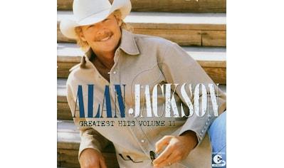 Musik-CD »GREATEST HITS VOL. II / JACKSON, ALAN« kaufen