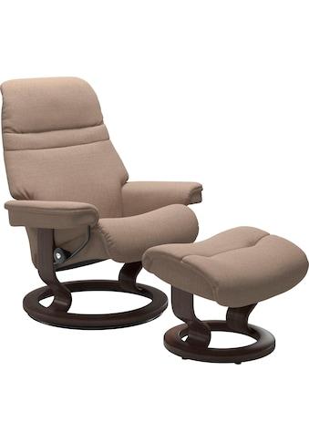 Stressless® Relaxsessel »Sunrise«, mit Classic Base, Größe S, Gestell Wenge kaufen