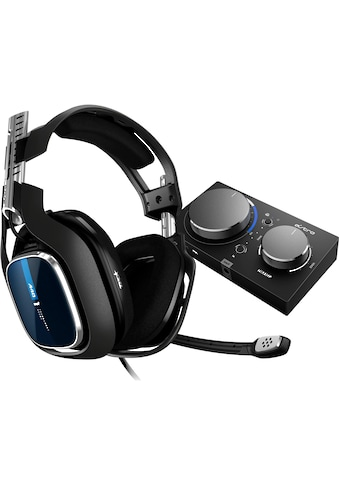 ASTRO Gaming-Headset »A40 TR Headset + MixAmp Pro TR -NEU- (PS4, PS3, PC, MAC)«, Rauschunterdrückung kaufen