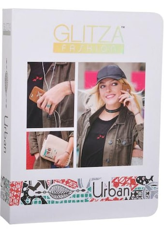 Knorrtoys® Kreativset »GLITZA FASHION Deluxe Set Urban«, (Set), Für alle Oberflächen... kaufen