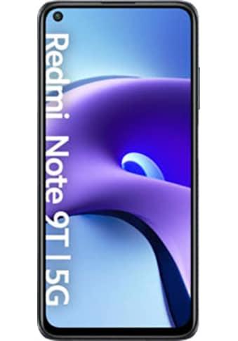 """Xiaomi Smartphone »Redmi Note 9T«, (1,59 cm/6,53 """", 128 GB Speicherplatz, 48 MP Kamera) kaufen"""