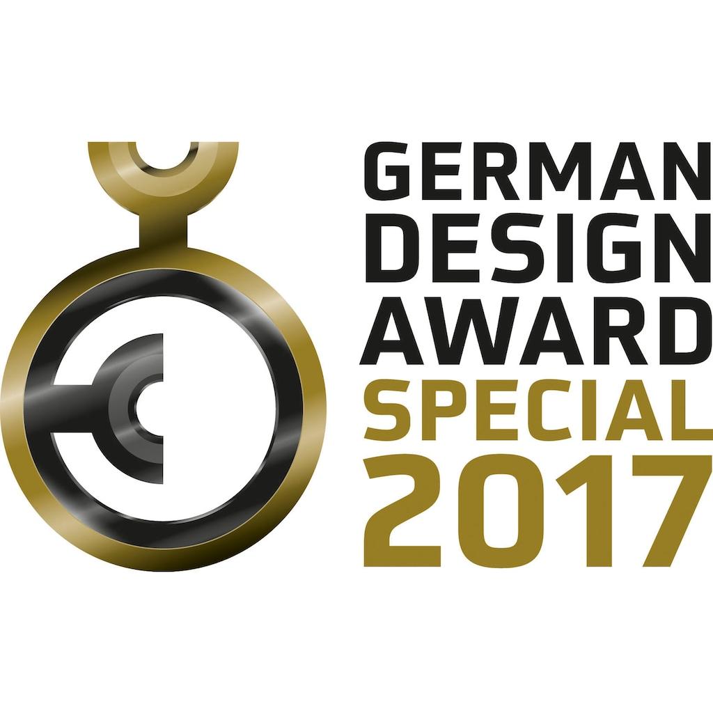 Müller SMALL LIVING Bett »Slope«, in 3 Breiten, ausgezeichnet mit dem German Design Award - Special 2017
