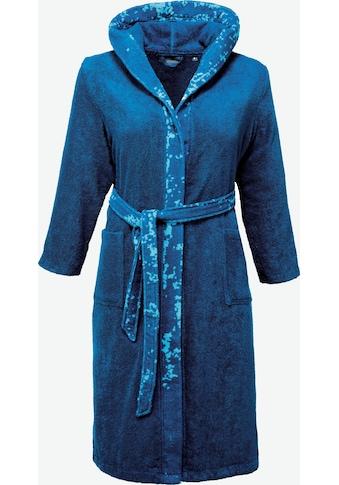 Egeria Damenbademantel »Rena«, (1 St.), mit Kapuze kaufen